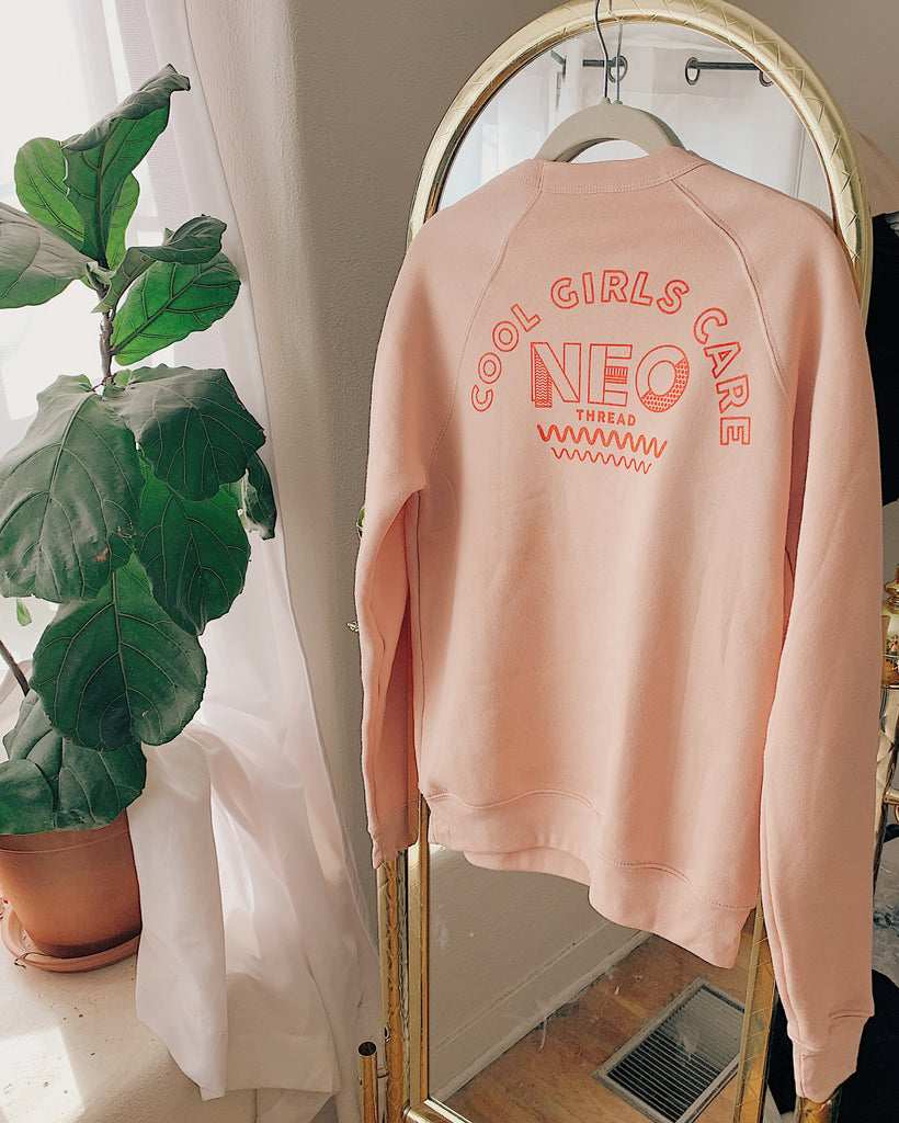 Super Soft Cool Girls Care™ Pullover