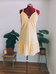 Sunshine Sun Ray Dress