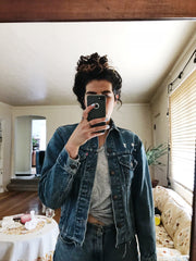 THIS IS AMERICA Levi's Trucker Denim Jacket