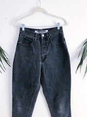 Vintage Anchor Blue High Rise Jeans (4/6)