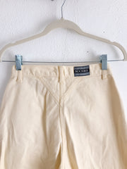 Vintage Pastel Yellow Rockies High Rise Jeans (2)