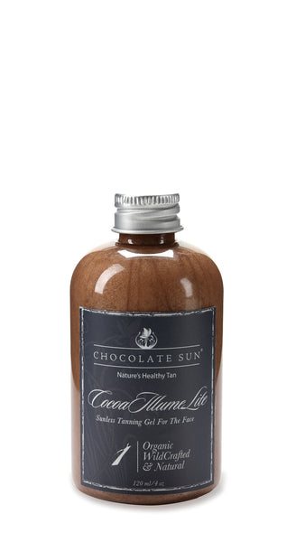 Cocoa Illume Lite Tanning Face Gel (fair to medium skin)