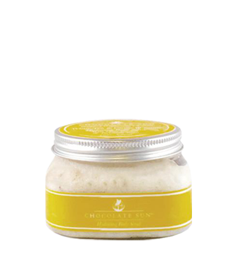 "Citrus & White Tea Body Scrub  ""Protective and Invigorating"""