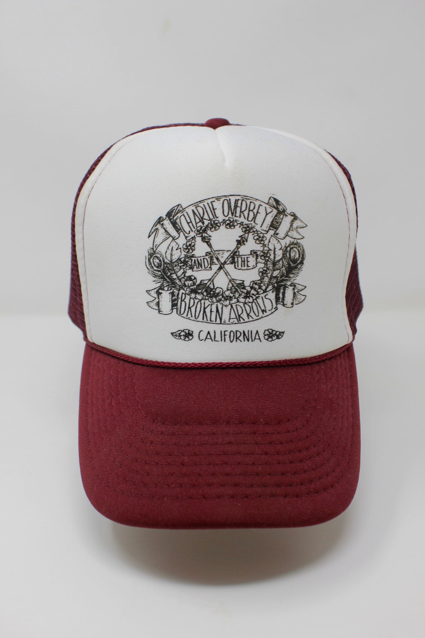 Charlie Overbey & The Broken Arrows Trucker Hat