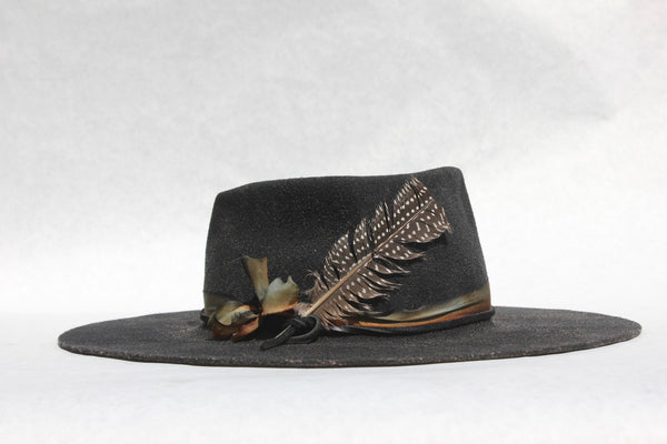 """The Eagle Rock Rambler"" Modified Rambler Custom Hat"