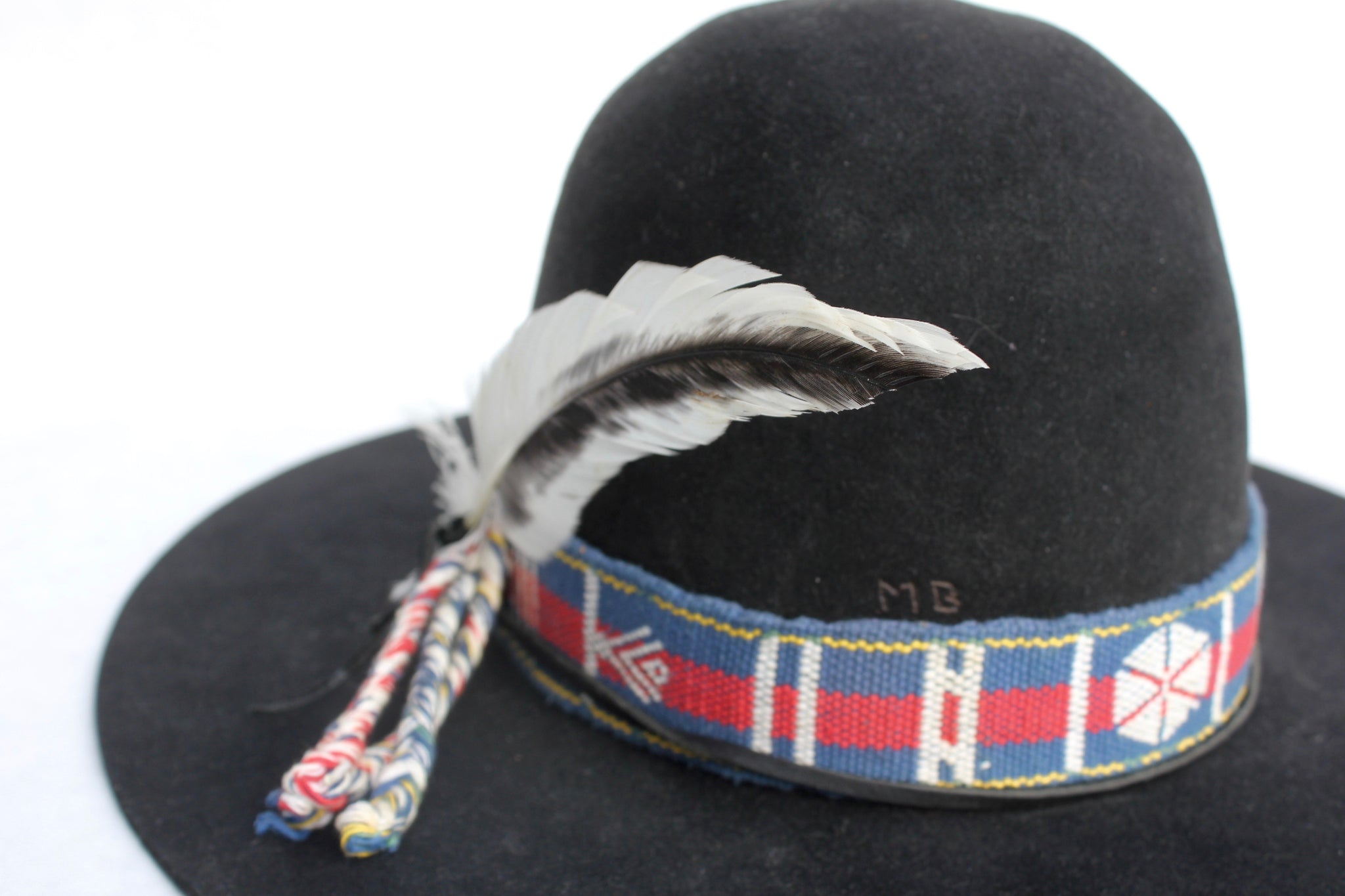 """The Sweede"" Custom Lone Hawk Hat"
