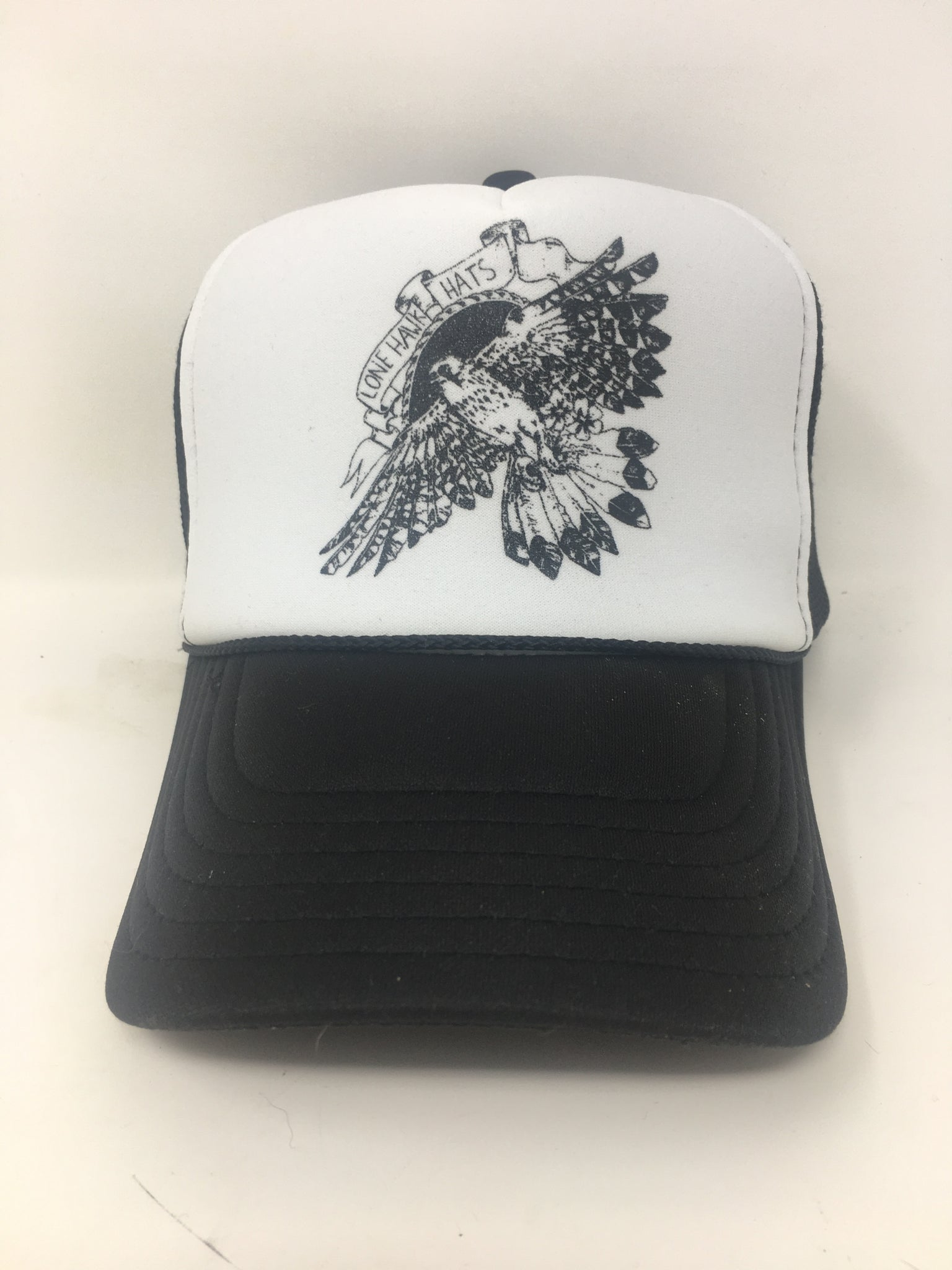 Lone Hawk Trucker Hat