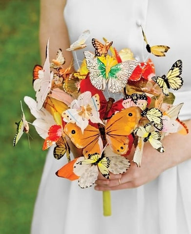 alternative wedding bouquet