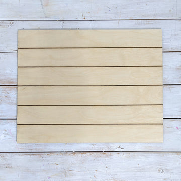 Shiplap Rectangle Wood Cutout _sola_wood_flowers