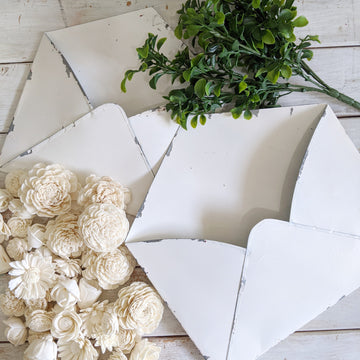 Metal Envelopes - Craft Kit _sola_wood_flowers