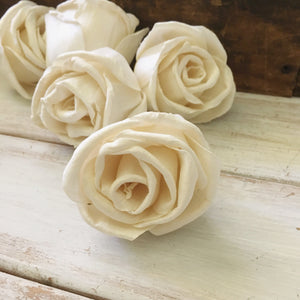 Blanche™- sets of 6 _sola_wood_flowers