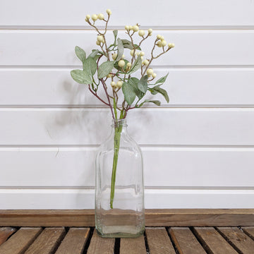Cream Berry Spray- Artificial Greenery _sola_wood_flowers