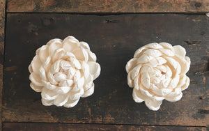 Dazzle™ - set of 12 -  3 inches _sola_wood_flowers