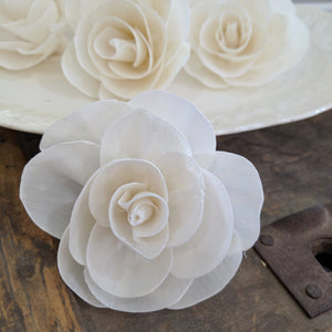 Georgia Rose™set of 6 _sola_wood_flowers