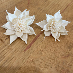 Sundance - Set of 12- 2.5 inches _sola_wood_flowers