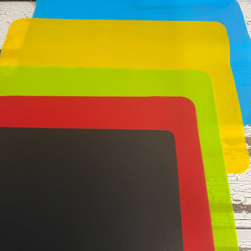 Hot Glue Safe Silicone Mat- Pick your color!
