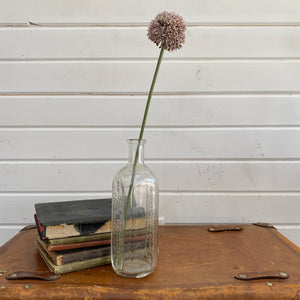 Faux Allium Stem- Light Purple _sola_wood_flowers