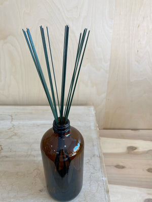 20 gauge, 12 inch, painted floral wire stems