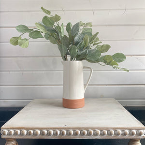 Eucalyptus and lambs ear mixed bundle | Artificial Greenery