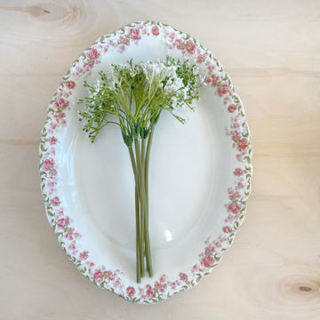 Baby Breath Blooms - 11 inches - Add on