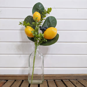 Lemon Mixed Greenery- Artificial Greenery _sola_wood_flowers