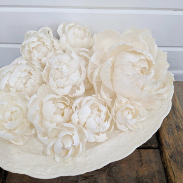Luxe Peony™ Size Assortment - mix of 4 sizes _sola_wood_flowers