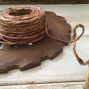 Naturally Wired Rope - 40 feet long _sola_wood_flowers