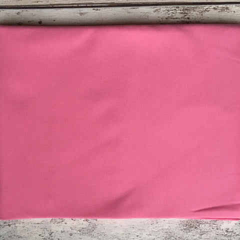 Candy Pink Jersey Solid PRE ORDER - Kailuna Fabrics Uk Jersey Fabric