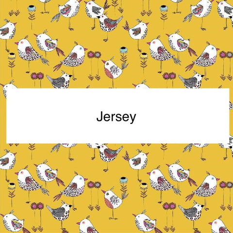 Yellow Birds Jersey PRE ORDER
