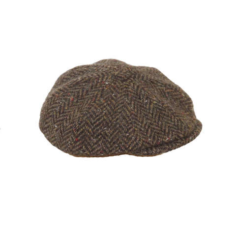 Example of Newsboy Cap