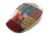 Hanna Hats Donegal Touring Cap Heavy Patchwork Tweed - Limited Edition