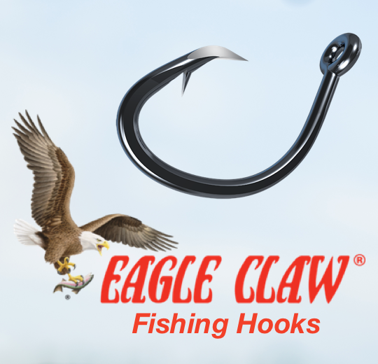 Eagle Claw Fishing Hooks