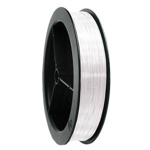 "Berkley Vanish Leader Material Fluorocarbon Wrist Line Spool - 30 Yards, 0.024"" Diameter, 40 lb Breaking Strength, Clear"