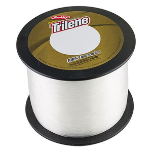 "Berkley Trilene 100% Fluorocarbon Professional Grade Line Spool - 2000 Yards, 0.016"" Diameter,178 lbs Breaking Strength, Clear"
