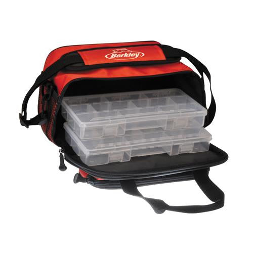 Berkley Tackle Bag - Small. Red