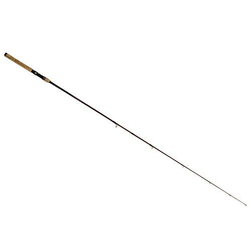 Berkley Cherrywood HD Spinning Rods - 7' Length, 2 Piece Rod, 6-14 lb Line Rate, 1-8-3-4 oz Lure Rate, Medium Power