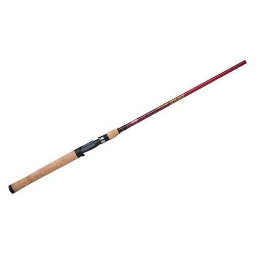Berkley Cherrywood HD Casting Rod - 6' Length, 1pc Rod, 10-20 Line Rate, 1-4-1 oz Lure Rate, Medium-Heavy Power