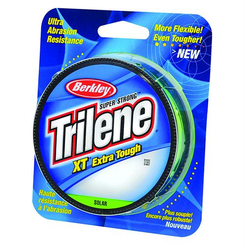 Trilene XT Filler Spool, 300 Yards, Pound Test 10, Solar