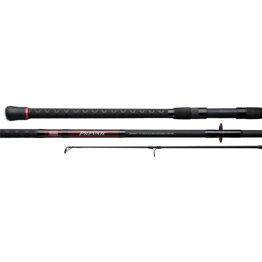 Prevail Surf Spinning Rod - 9' Length, 2 Piece Rod, 12-20 lb Line Rate, Medium Power, Moderate Fast Action