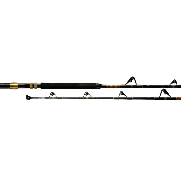 "International Vigfa Casting Rod - 7'8"" Length, 1 Piece Rod, 130 lb Line Rating, Extra Heavy Power, Moderate Action"