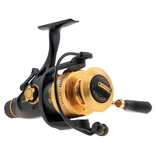 "Spinfisher V Spinning Reel - 4500L, 6.2:1 Gear Ratio, 34"" Line Retrieve, 25 lb Max Drag, Ambidextrous"