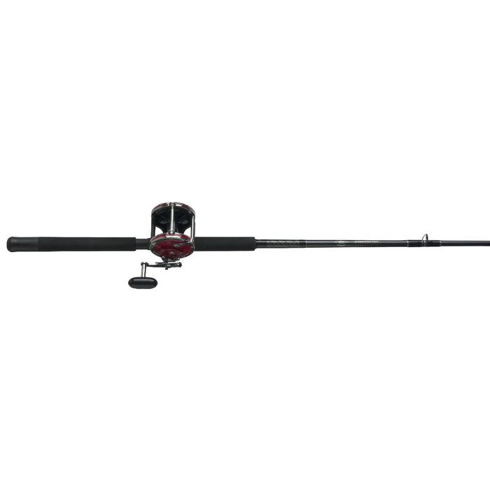 "General Purpose Conventional Combo, 2.8:1 Gear Ratio, 6'6"" 1pc Rod 15lb Max Drag"