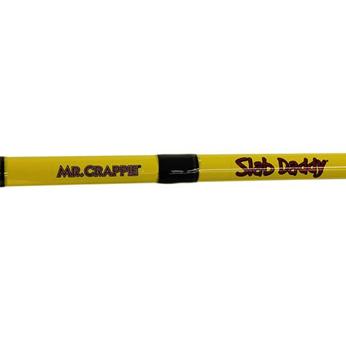 Mr. Crappie Slab Daddy Rod - Telescopic, SD10TL