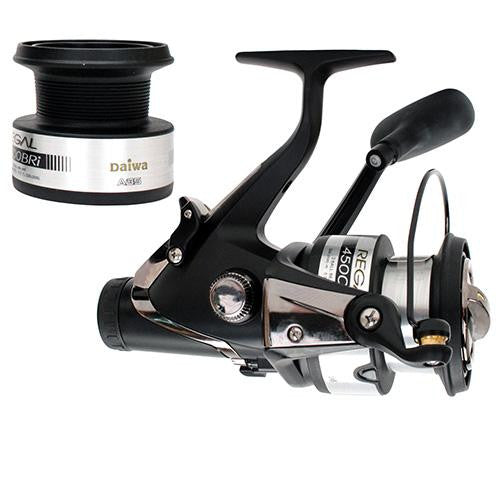 Daiwa Regal Bite & Run Saltwater Spinning Reel - 4500