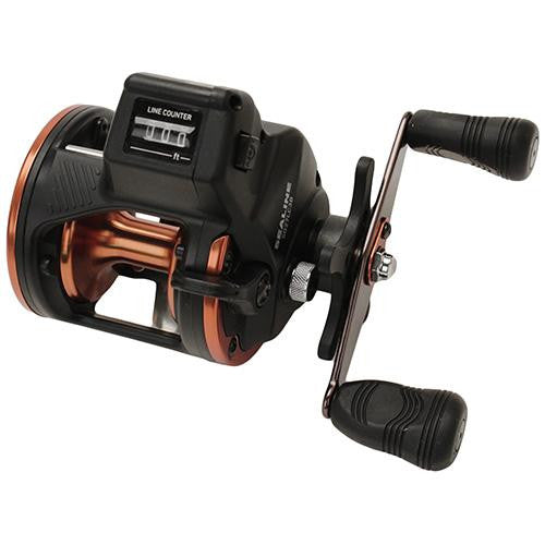 Daiwa Sealine SG-3B Line Counter Reel - w-Dual Paddle Handle, Heavy