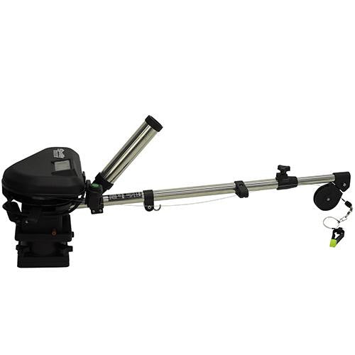 "Scotty 60"" HP Downrigger - SS Telescoping Boom Base"