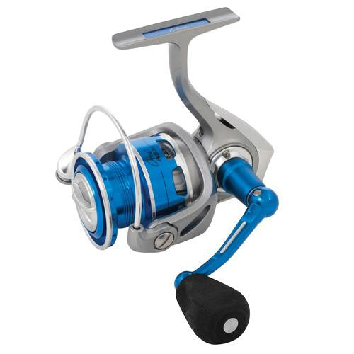 "Abu Garcia Orra Inshore Spinning Reel - 40, 5.8:1 Gear Ratio, 9 Bearings, 37"" Retrieve Rate, 18lb Max Drag, Ambidextrous"