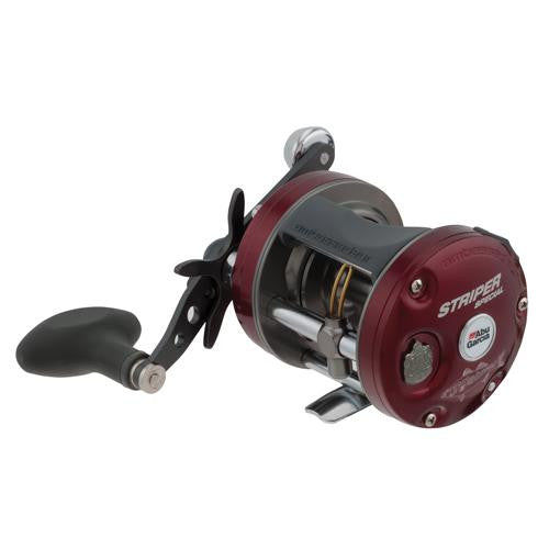 Abu Garcia Ambassadeur Striper Special Reel, 5.1:1 Gear Ratio, 4 Bearings, Right Hand