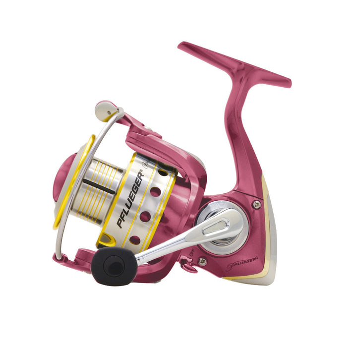 "Lady President Spinning Reel - 6930LX, 30 Real Size, 5.2:1 Gear Ratio, 25.20"" Retrieve Rate, 9 lb Max Drag"