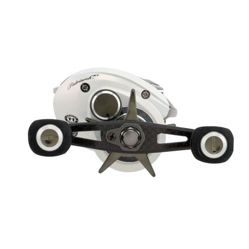 Pflueger Patriarch XTLow Profile Reel, 6.4:1 Gear Ratio, 26 Retrieve Rate, Right Hand